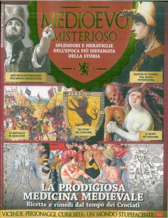 """Medioevo Misterioso - """"La prodigiosa medicina medioevale by Sprea editore"""