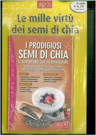 I PRODIGIOSI SEMI di CHIA - by RIZA edizioni