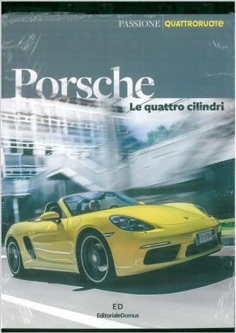 Passione Auto - Porsche le quattro cilindri - editoriale Domus