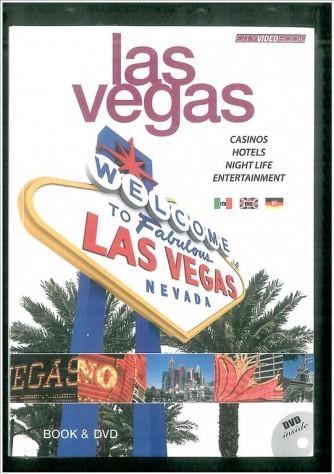 City video book LAS VEGAS con DVD e libro