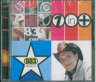 """CD 883 """"Uno in più (1in +) """""""