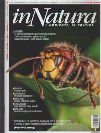 In Natura L'ambiente in Pratica, Magazine mensile n. 5 Ottobre 2016