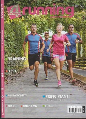 4 (for) Running - Bimestrale n. 5 Ottobre/Novembre 2016