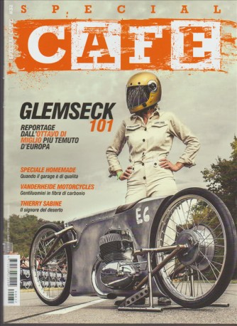 Special Cafe' - Bimestrale n. 32 Settembre/ottobre 2016
