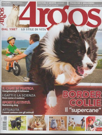 ARGOS - mensile n. 43 Novembre 2016