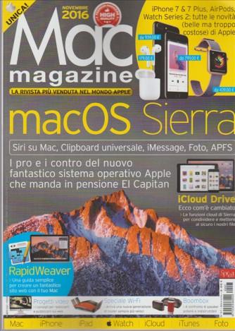 Mac Magazine - mensile n. 97 Ottobre 2016