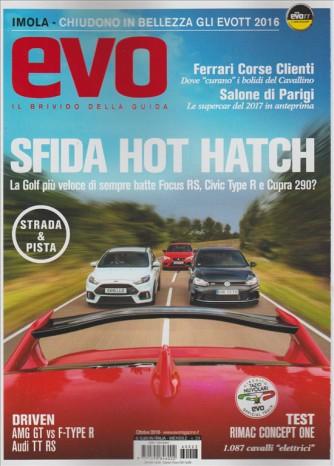 EVO - Il Brivido della Guida - Mensile n. 23 Ottobre 2016