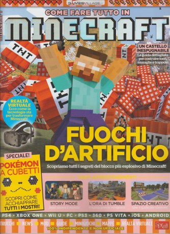 Come Fare Tutto in Minecraft