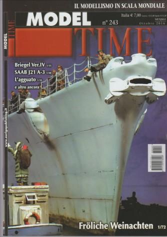 Model Time - mensile n. 243 Ottobre 2016