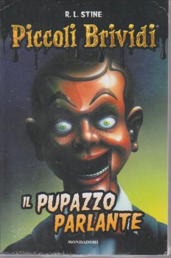 PICCOLI BRIVIDI . DI R. L. STINE. IL PUPAZZO PARLANTE.  N. 4.