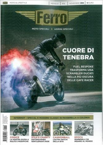 Ferro (Moto Speciali-Uomini Speciali) mensile n. 18 Novembre 2016