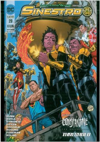 Lanterna Verde Presenta: Sinestro # 23 - DC Comics Lion