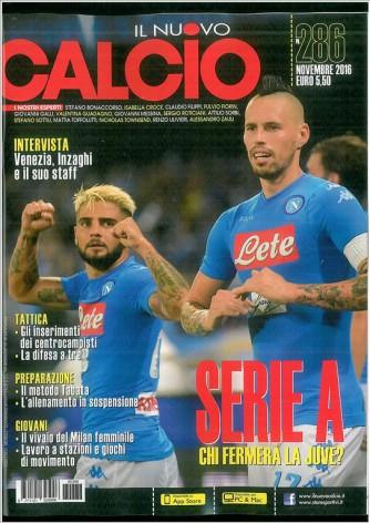 Il Nuovo calcio - mensile n. 286 Novembre 2016