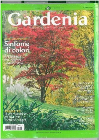 Gardenia mesnile n. 391 - Novembre 2016