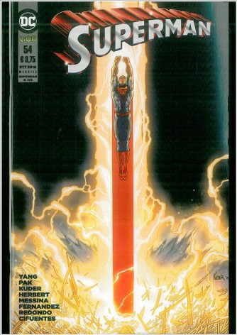 Superman # 54 (113) - DC Comics Lion