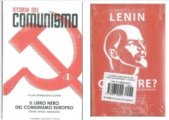 Il Libro Nero Del Comunismo + libro: LENIN che fare