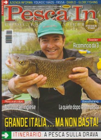 Pesca In  (fiumi laghi e torrenti) - mensile n. 11 Novembre 2016