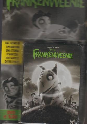 Dvd - Frankenweenie Disney un film di Tim Burton - by Panorama Magazine