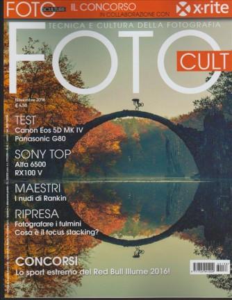 Foto Cult - Mensile n. 136 Novembre 2016
