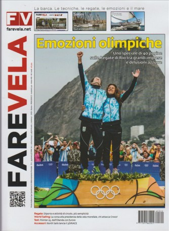Fare Vela - periodico  n. 322 - III/2016