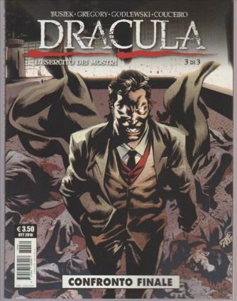 Editoriale Cosmo Serie Pocket - Dracula vol. 3 di 3 Confronto Finale