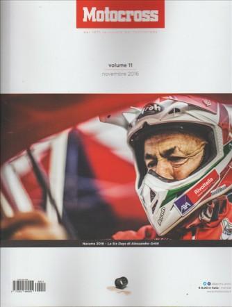 Motocross - mensile n. 11 Novembre 2016