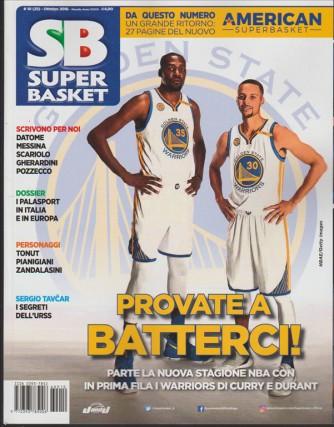 Superbasket - mensile n. 25 Ottobre 2016