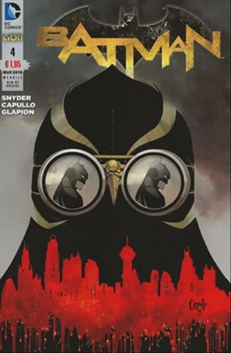 New 52 Special – Batman 04 - DC Comics Lion