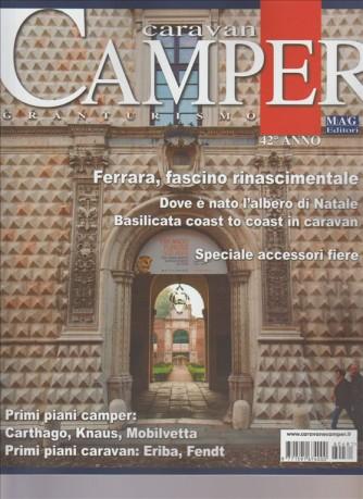 Caravan e Camper - Mensile n. 481 - Novembre 2016
