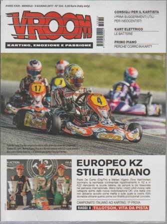 VROOM (Karting, emozione e passione) - mensile n. 334 Giugno 2017