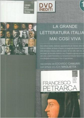 LA GRANDE LETTERATURA ITALIANA IN DVD vol. 2 Francesco Petrarca