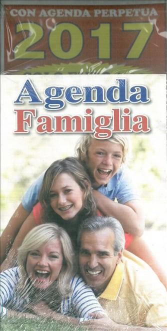 Agenda perpetua della Famiglia 2017