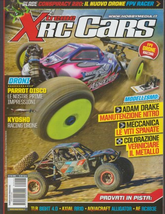 Xtreme Rc Cars - Modellismo Dinamico - Bimestrale n. 53 Novembre 2016