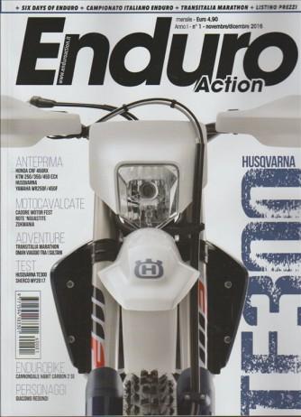 Enduro Action - mensile n. 1 Anno 1 - Novembre/Dicembre 2016