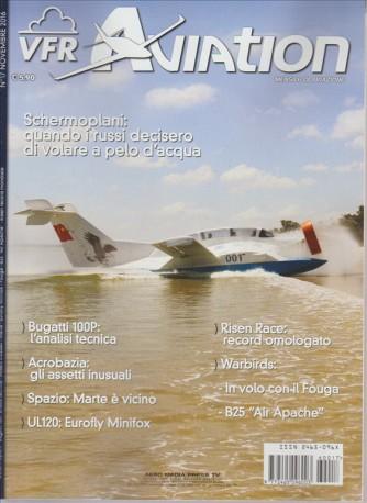 VFR AVIATION. N. 17. NOVEMBRE 2016.