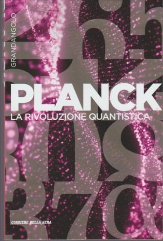 """Planck """"la rivoluzione Quantistica""""by corriere della Sera coll. Grandangolo vol. 2"""