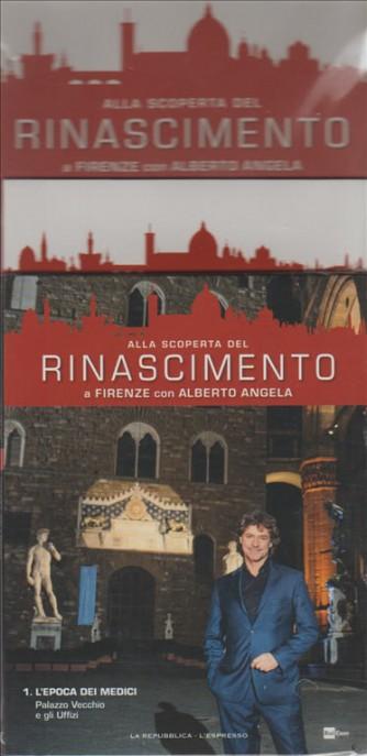 DVD Alla Scoperta del Rinascimento a Firenze - L'epoca Dei Medici vol. 1