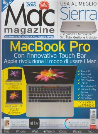 Mac Magazine - mensile n. 98 Dicembre 2016
