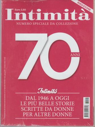 INTIMITA' numero speciale da collezione per i 70 Anno