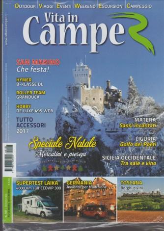 Vita in Camper - Bimestrale n. 107 - novembre 2016 - Speciale natale