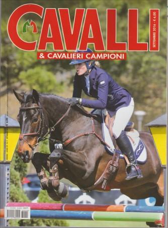 CAVALLI & CAVALIERI CAMPIONI. SETTEMBRE 2016.