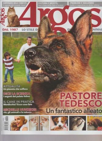 Argos - dal 1987 lo stile di vita degli animali - mensile n. 44 Dicembre 2016