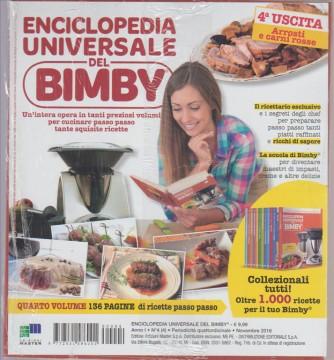 "Enciclopedia Universale del Bimby vol. 4 ""Arrosti e carni rosse"""
