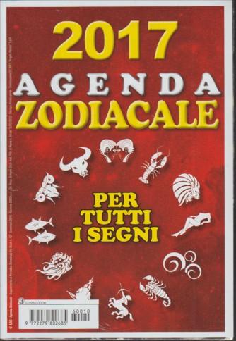AGENDA ZODIACALE 2017 PER TUTTI I SEGNI - SUPPLEMENTO AL PERIODICO BIMESTRALE MY BOOK