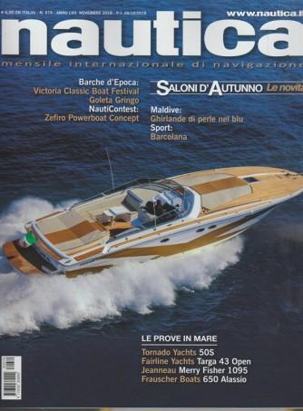 Nautica - mensile n. 679 Novembre 2018