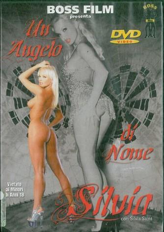 DVD video HARD - UN ANGELO DI NOME SILVIA - BOSS Film c/Silvia Saint