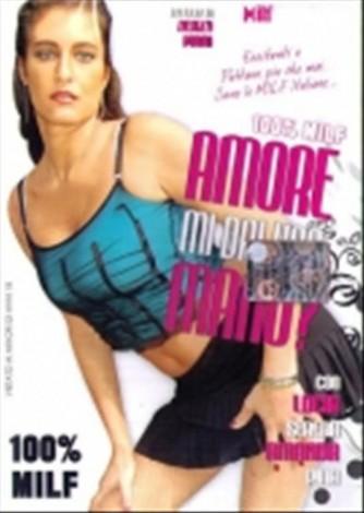 DVD video HARD - AMORE MI DAI UNA MANO? - 100%MILF di Renzo PIANI