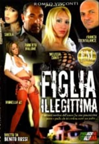 DVD video HARD - La figlia illegitima - con Franco Trentalance