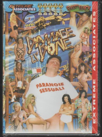 DVD video HARD - PARANOIE SESSUALI by Extreme Associates