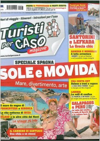 Turisti per Caso Magazine - mensile n. 97 Giugno 2016